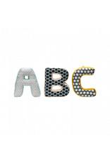 ABC Cushions Green Multi