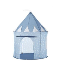 KIDS CONCEPT Blue Star Play Tent