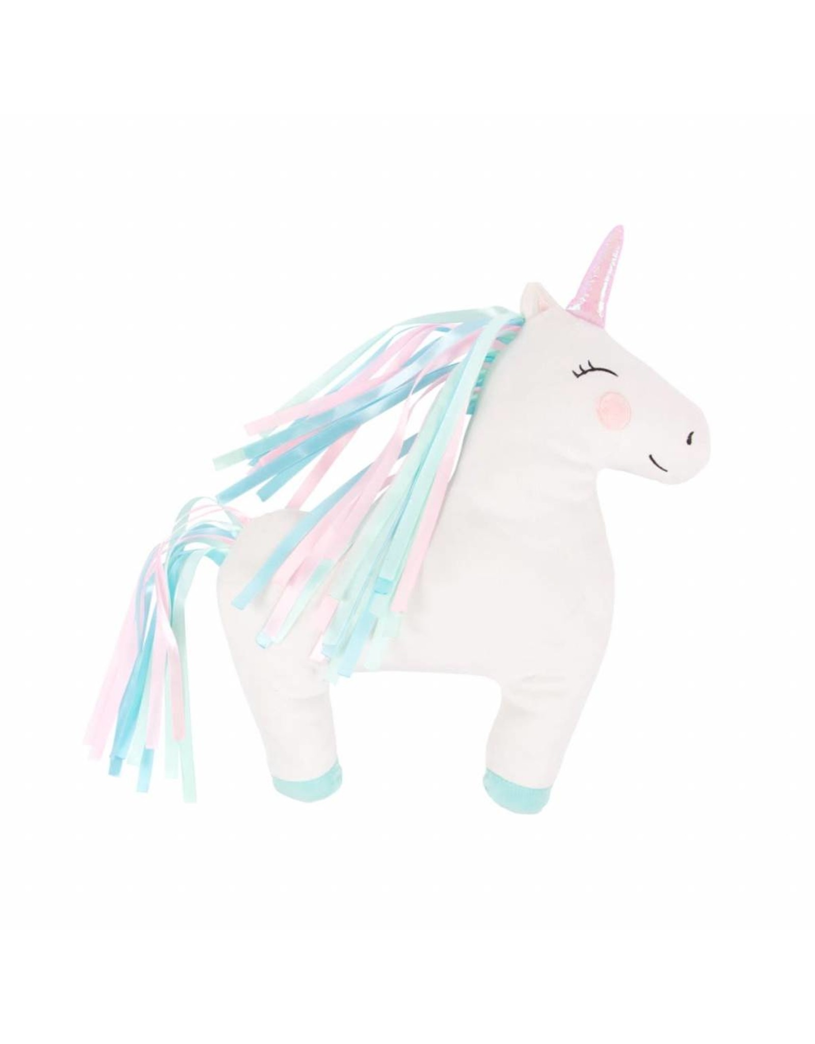 SASS & BELLE Rainbow Unicorn Cushion