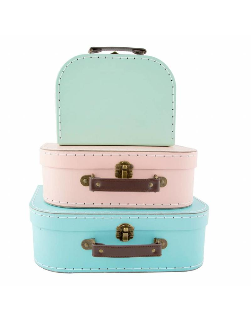 SASS & BELLE Pastel Suitcases