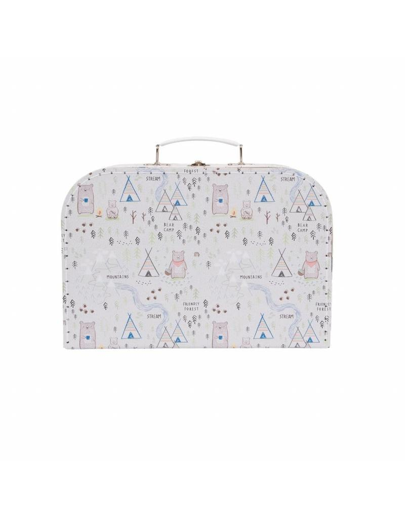 SASS & BELLE Bear Camp Suitcases
