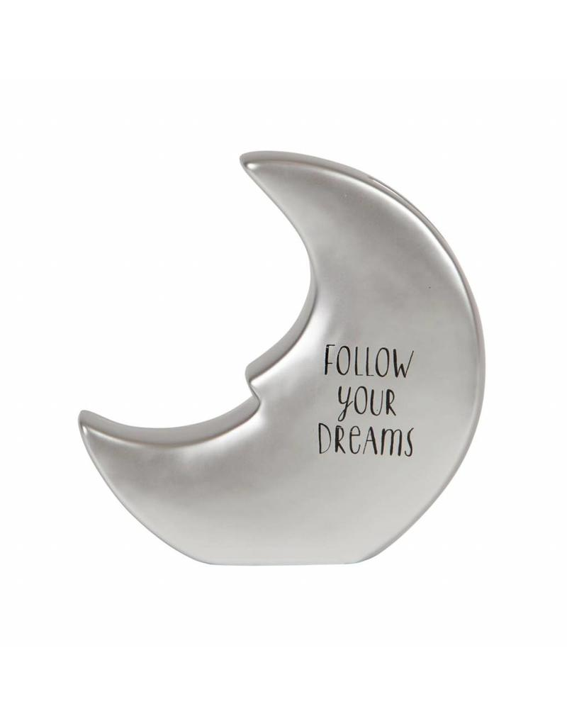 Sweet Dreams Moon Money Box