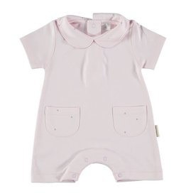 PETIT OH! Pink Abril Romper