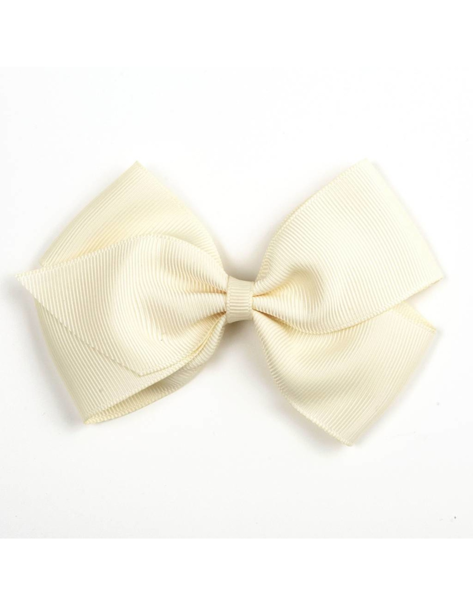 Large Ivory Hair Clip