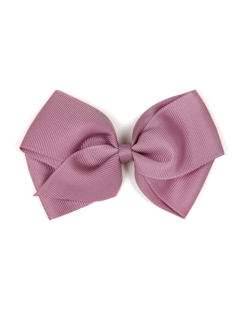 Large Rosy Mauve Hair Clip
