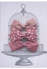 Medium Clip Gift Set Pinks & Dots