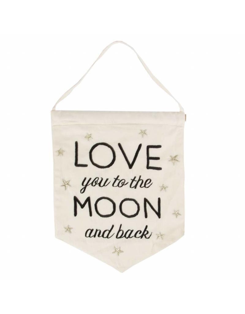 SASS & BELLE Love You Banner