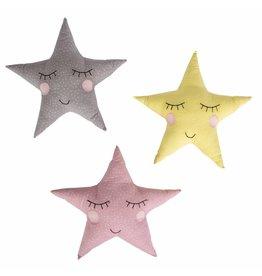 SASS & BELLE Polka Dot Star Cushion