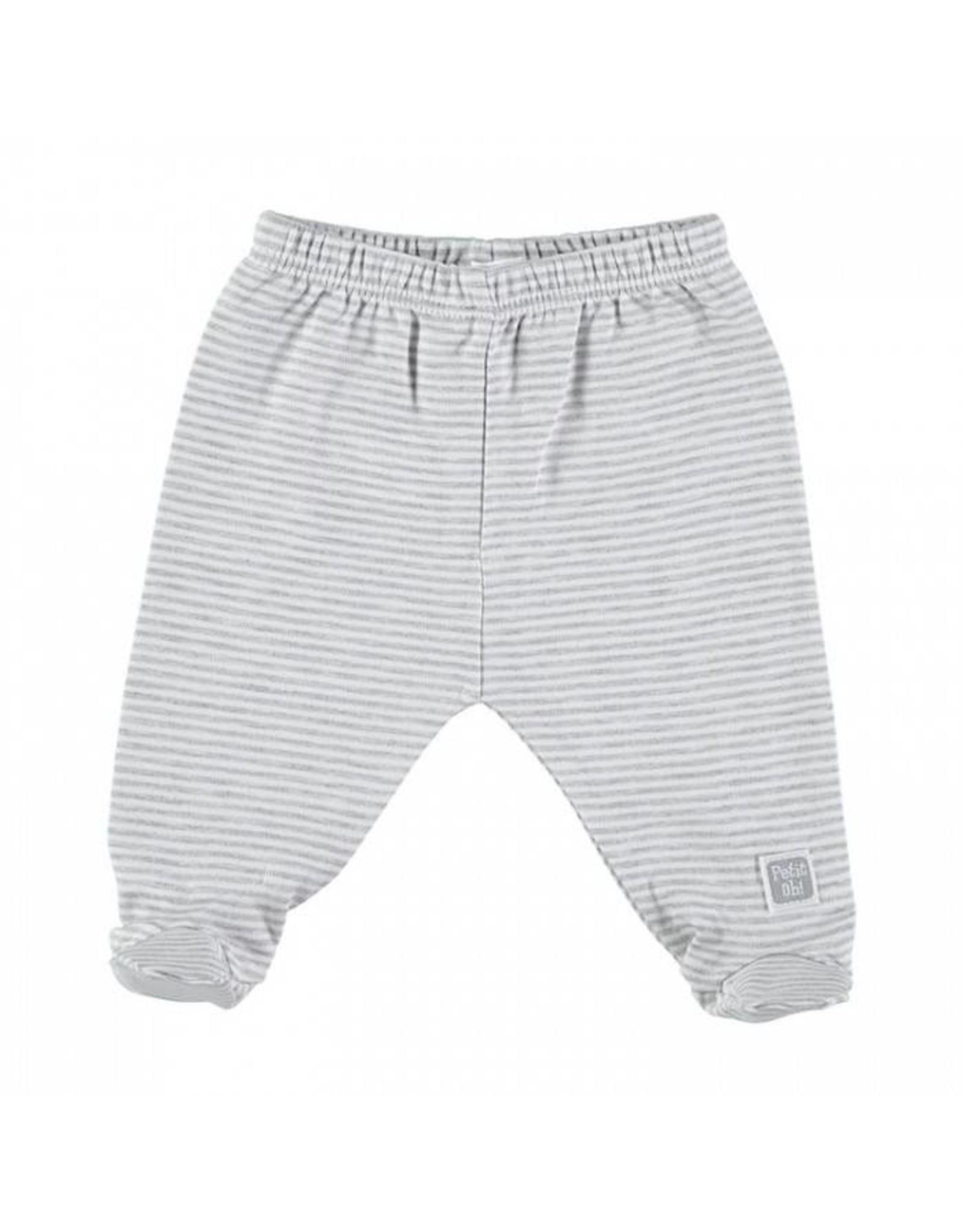 PETIT OH! Grey & White Set