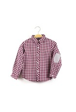 DADATI Red Gingham Shirt