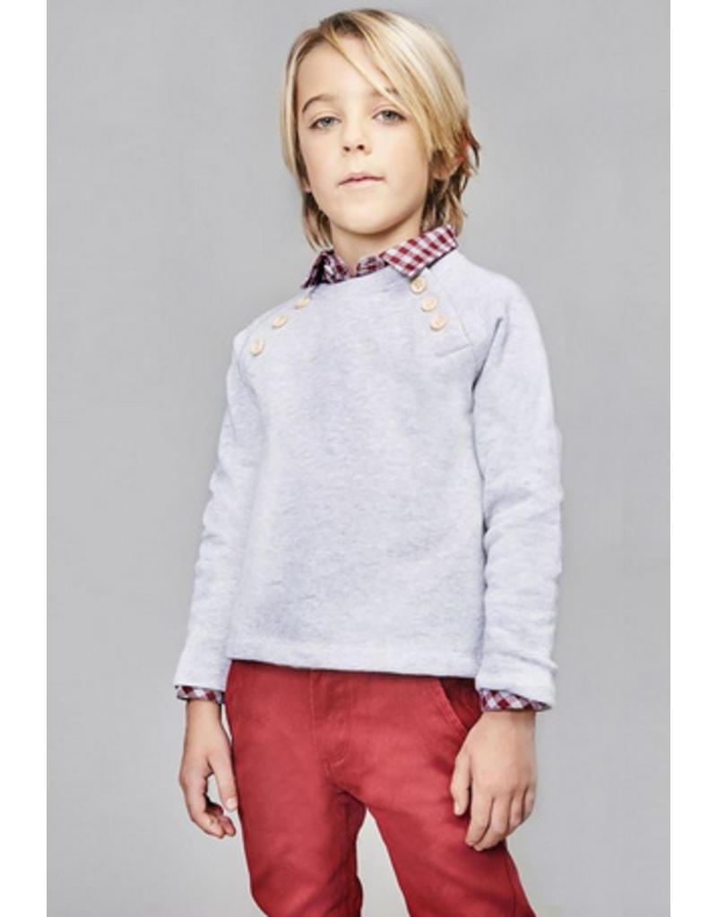 DADATI Grey Sweater