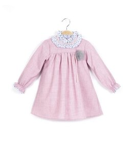 DADATI Younger Girls Pink Dress