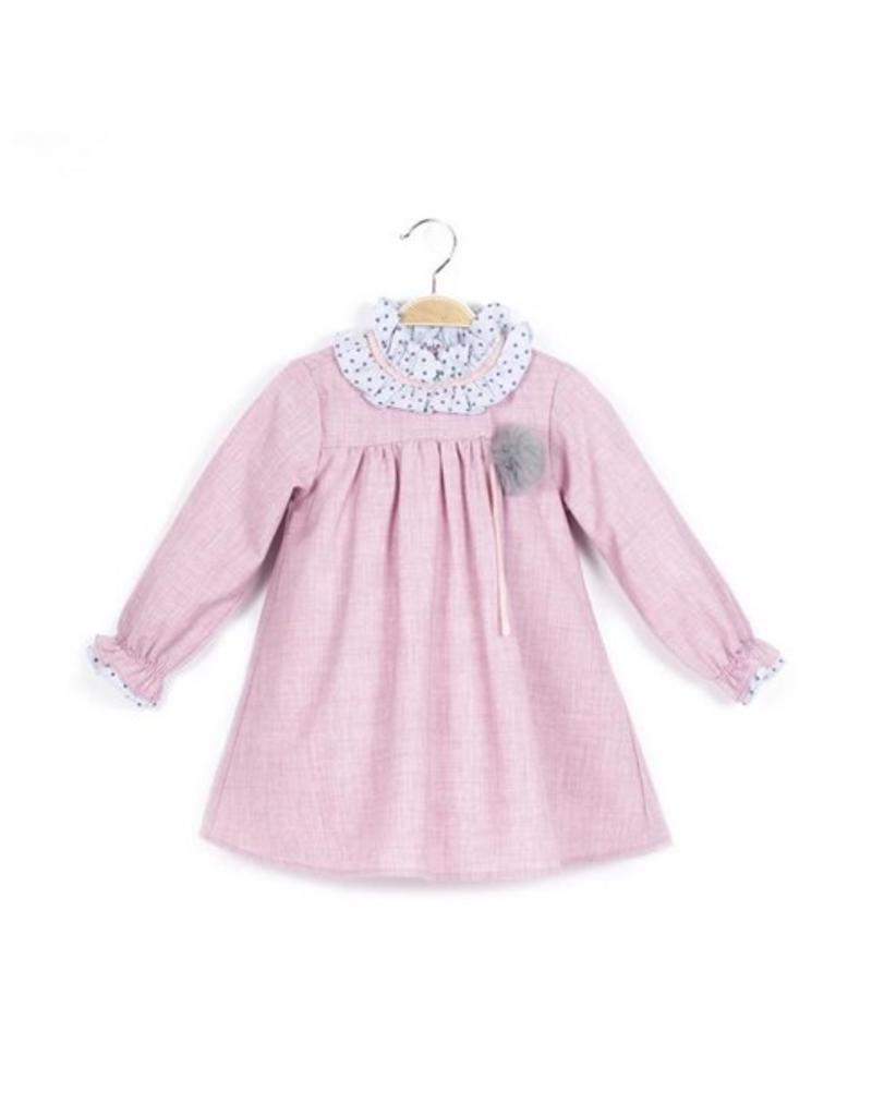 DADATI Younger Girls Pink Dress