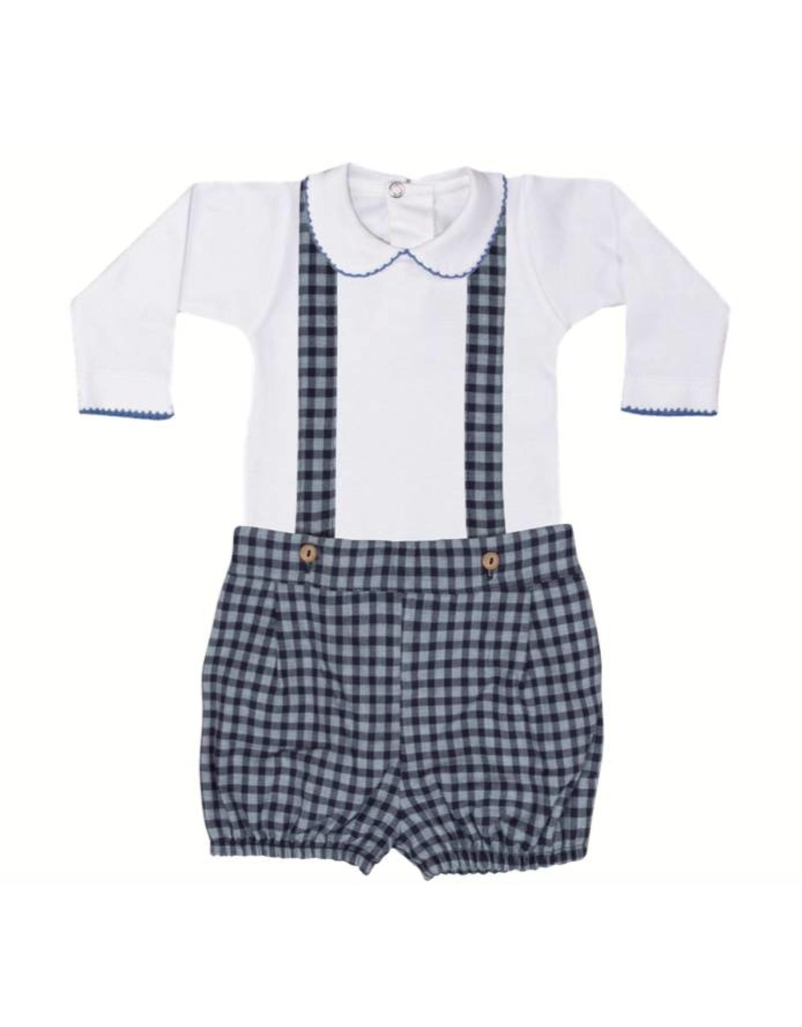MINHON Boys Shorts Set