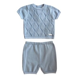 Knitted two Piece