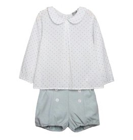 DADATI Mint Bloomers Set