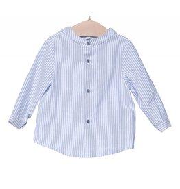 FINA EJERIQUE Boys Blue Striped Shirt