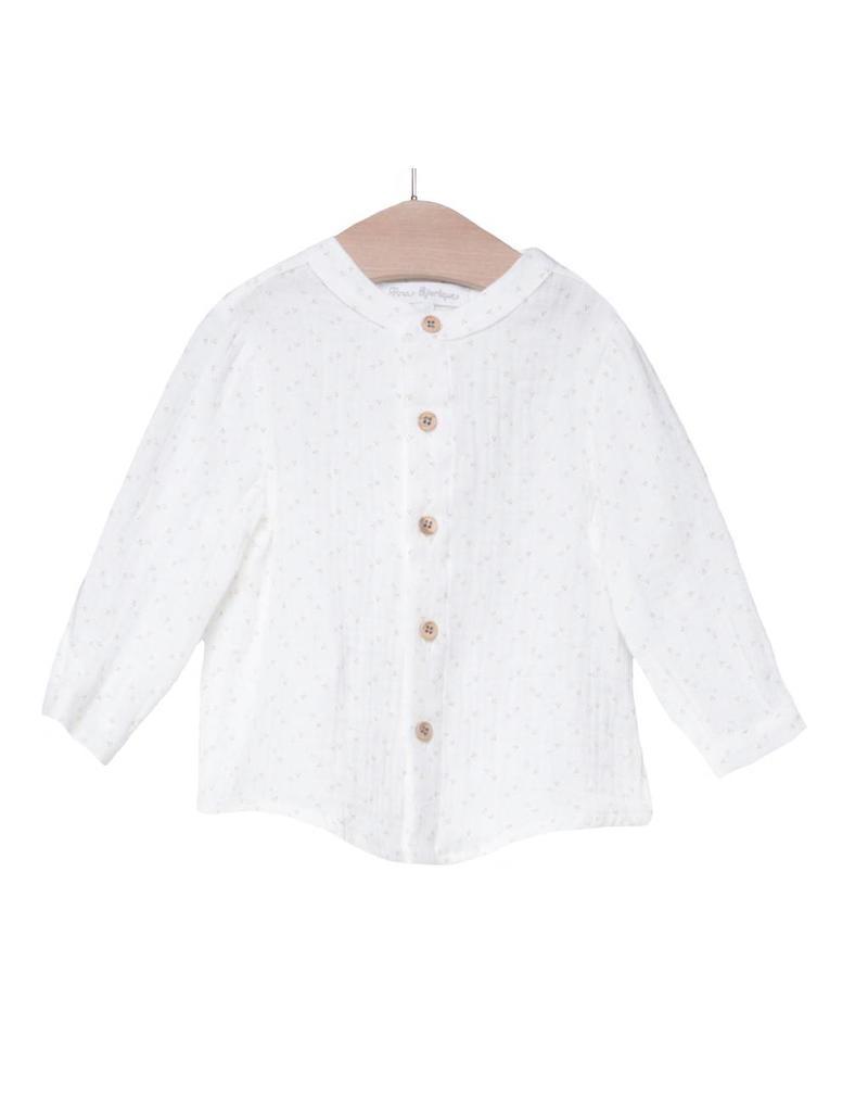 FINA EJERIQUE White Long Sleeve Shirt
