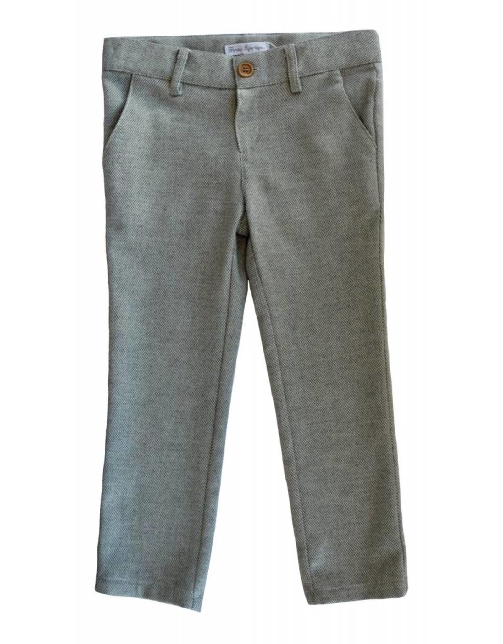 FINA EJERIQUE Grey Trousers