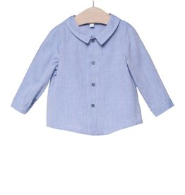 FINA EJERIQUE Boys Powder Blue Shirt