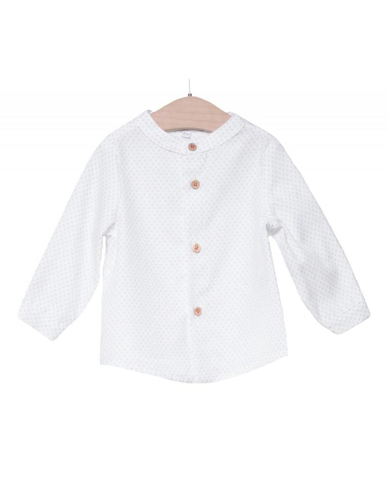 FINA EJERIQUE Boys White Shirt