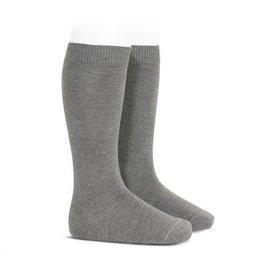 CONDOR Knee High Socks - Light Grey