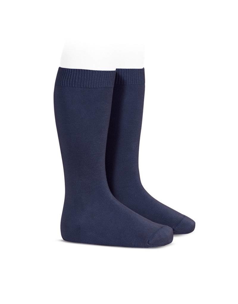 CONDOR Navy Knee-High Socks