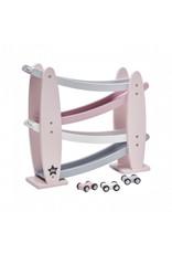 Car Track Pink