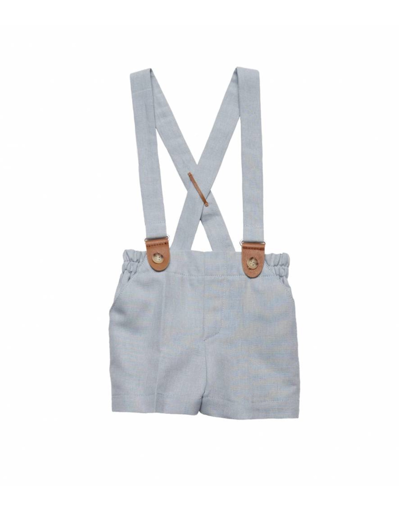 FINA EJERIQUE Dusty Blue Shorts