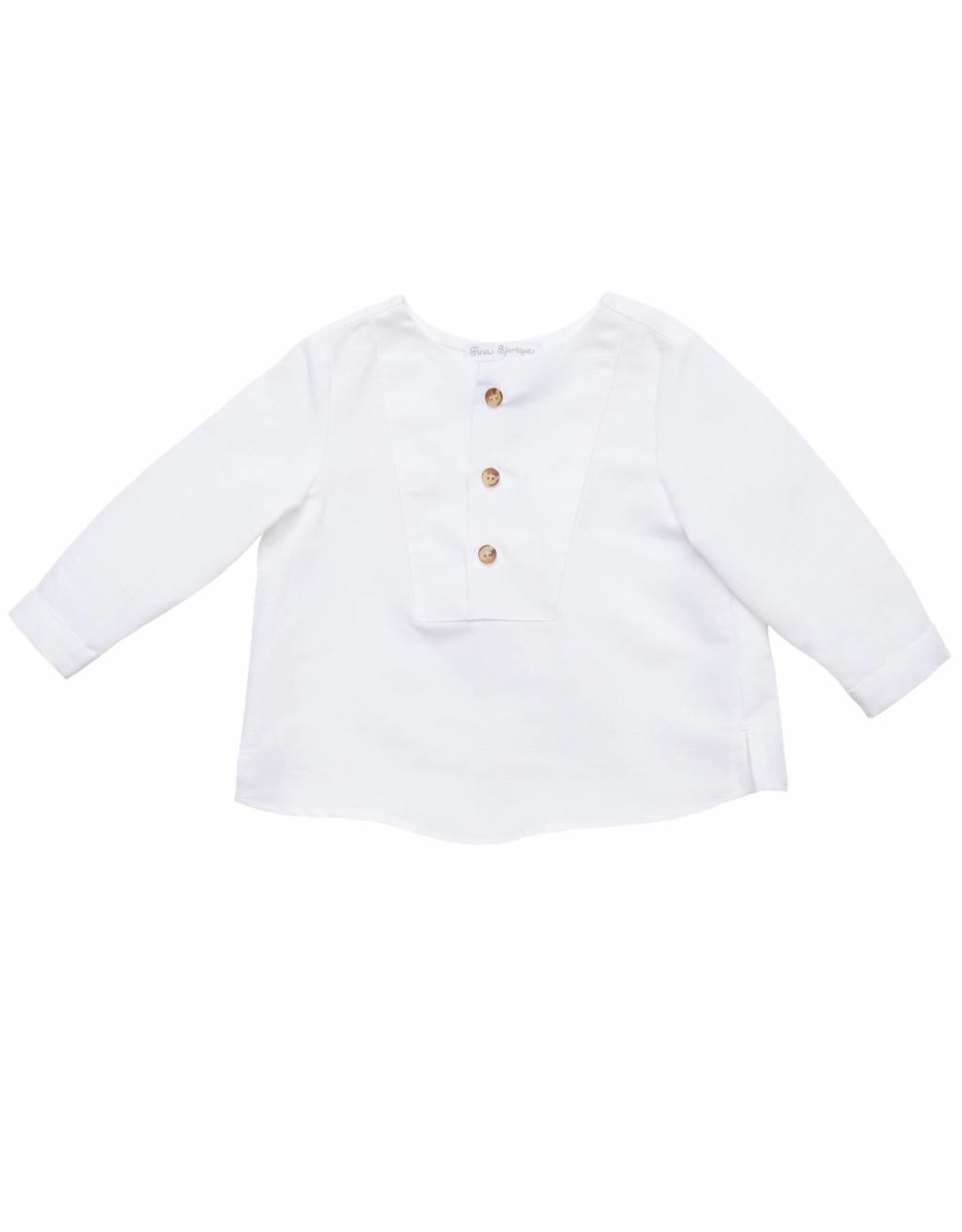 FINA EJERIQUE White Shirt