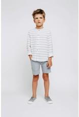 FINA EJERIQUE Grey Stripe Shirt