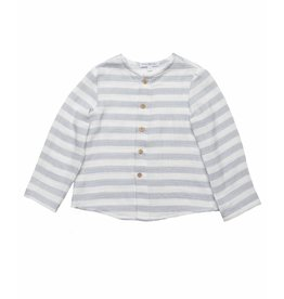FINA EJERIQUE Grey Stripe Shirt