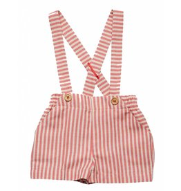 FINA EJERIQUE Red Stripe Shorts