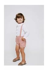 FINA EJERIQUE Red Stripe Shorts