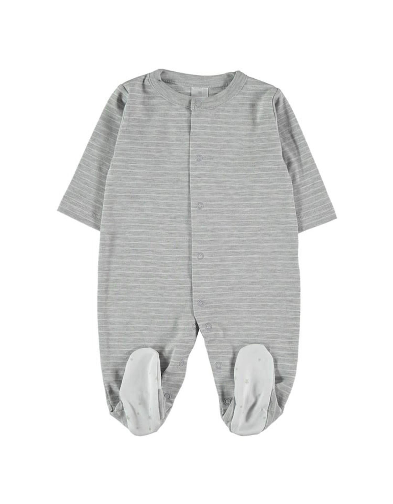 PETIT OH! Grey Stripe Sleeper