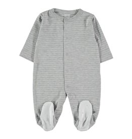 PETIT OH! Grey Stripe Sleeper