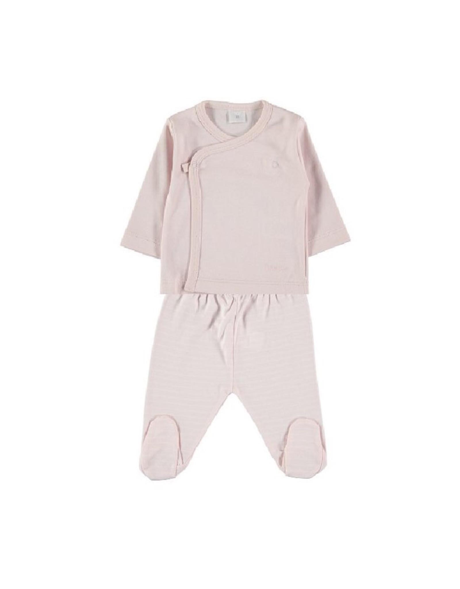PETIT OH! Pink Baby Set