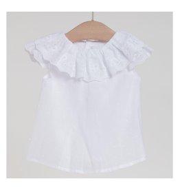 FINA EJERIQUE White Blouse