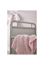 KIDS CONCEPT Pink Cotton Blanket