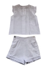 MINHON White Set