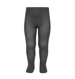 CONDOR Asphalt Ribbed Tights