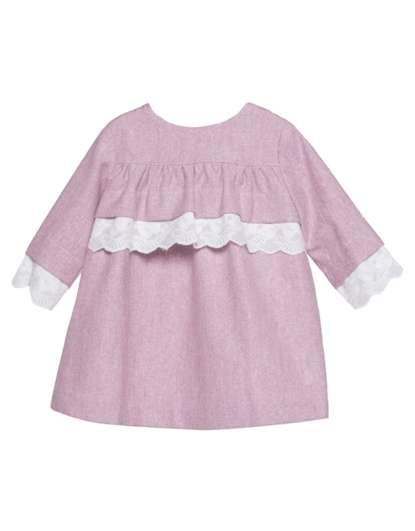 FINA EJERIQUE Old Pink Dress