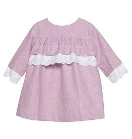 FINA EJERIQUE Girls Old Pink Dress