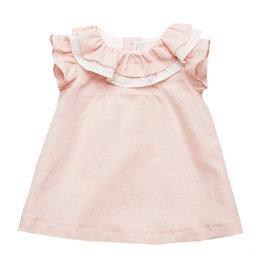 FINA EJERIQUE Pale Pink Dress