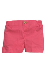 FINA EJERIQUE Red Shorts