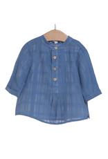FINA EJERIQUE Boys Blue Shirt
