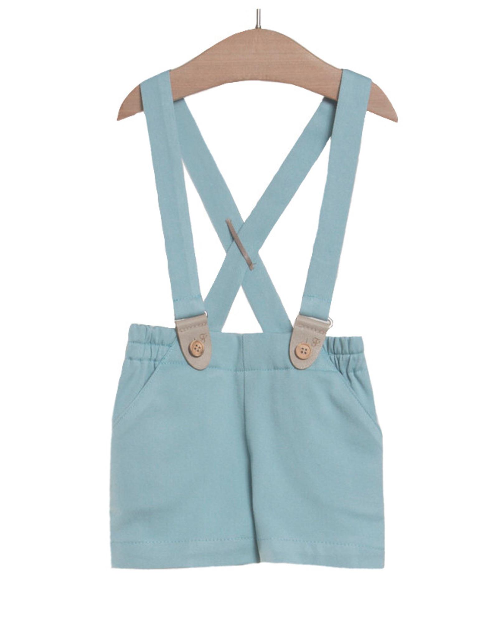 FINA EJERIQUE Mint Shorts
