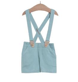 FINA EJERIQUE Boys Mint Shorts