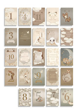 MRS MIGHETTO Milestone Cards