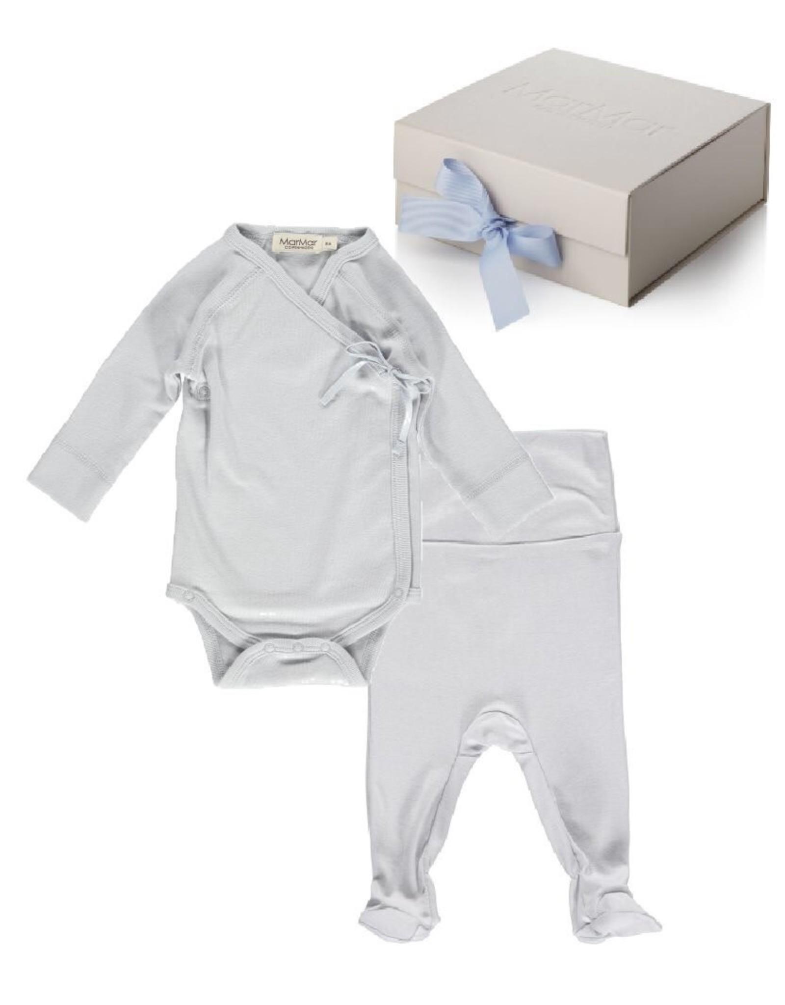 MARMAR COPENHAGEN Pale Blue Gift Box